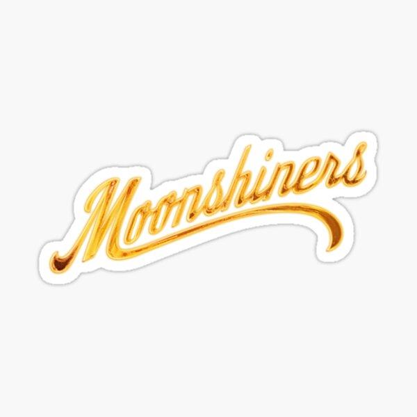 Moonshiners T-Shirt Sticker