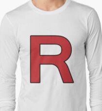 Pokemon - Team Rocket Logo T-Shirt