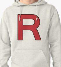 Pokemon - Team Rocket Logo Pullover Hoodie