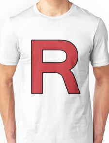Pokemon - Team Rocket Logo Unisex T-Shirt