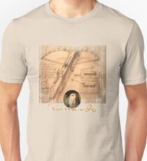 leonardo inventor  Unisex T-Shirt