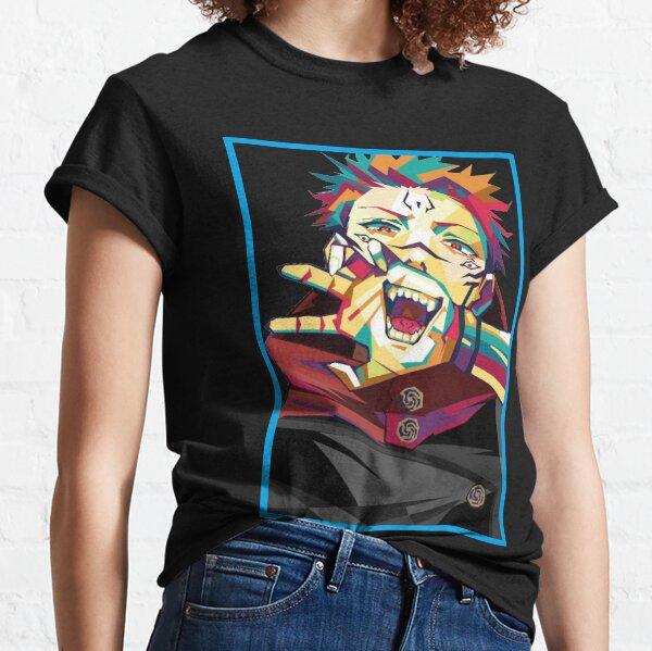 jujutsu kaisen anime Classic T-Shirt