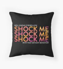 90s Empire Records Quote Throw Pillow