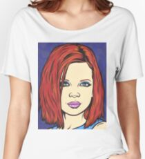 Shirley Manson Women's Relaxed Fit T-Shirt