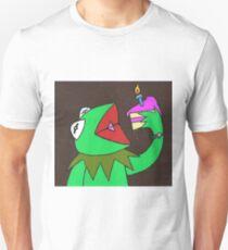 Kermit cake T-Shirt