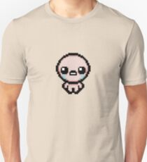 The Binding of Isaac, pixel Isaac Unisex T-Shirt