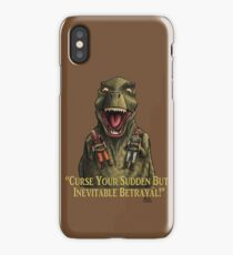 """Firefly: """"Curse your sudden but inevitable betrayal!"""" iPhone Case/Skin"""