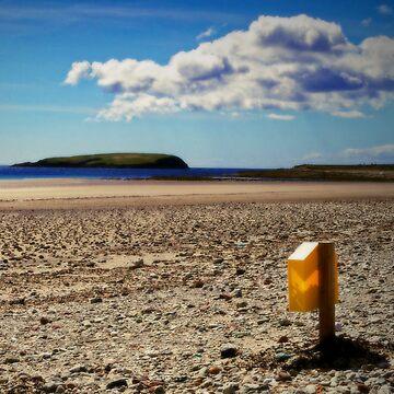 Unused Lifebuoy by paulmcnam