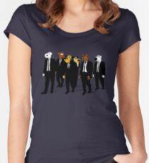 RESERVOIR HOUNDS Women's Fitted Scoop T-Shirt