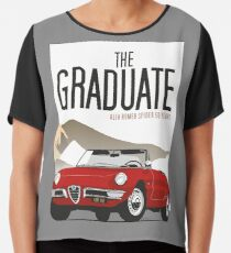 Alfa Romeo Duetto from the Graduate Chiffon Top