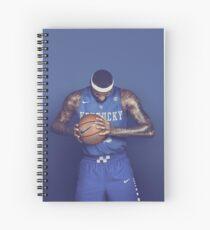 R U N D M C Spiral Notebook