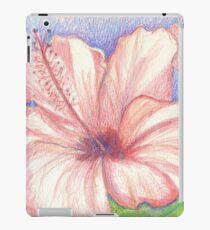 hibiscus iPad Case/Skin