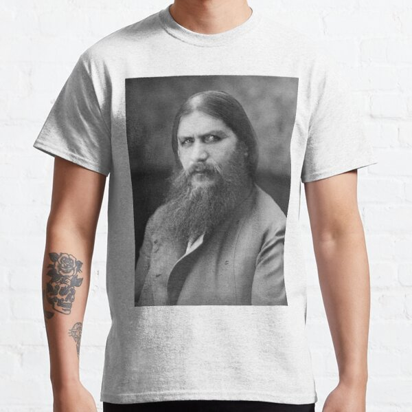 Political Poster, Rasputin Classic T-Shirt