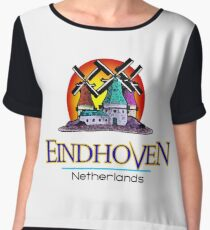 Eindhoven, The Netherlands Chiffon Top