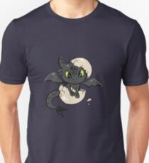 How to train your dragon: Dragonborn Unisex T-Shirt