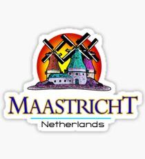 Maastricht, The Netherlands Sticker