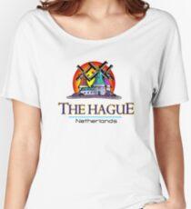 The Hague, Netherlands Women's Relaxed Fit T-Shirt