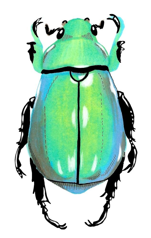 Green bug von skrich