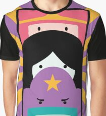 Adventure Time Totem Girls Graphic T-Shirt