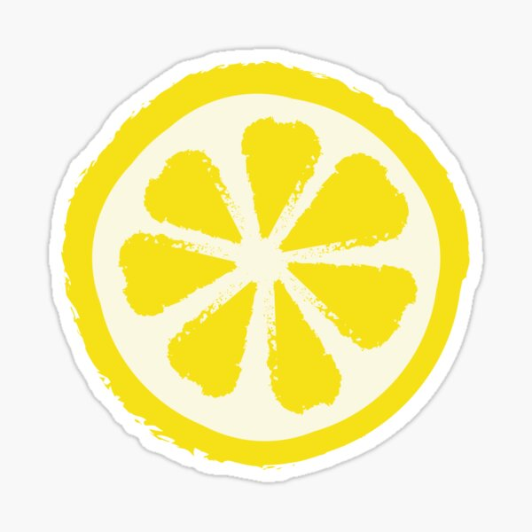 Lemon Shlemon Sticker