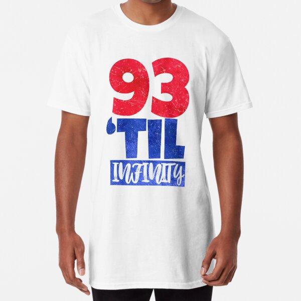 93 Til, Souls Of Mischief T Shirt, Old School Hip Hop  Long T-Shirt