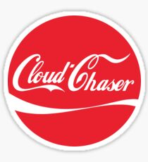 Enjoy Cloud-Chaser  Sticker