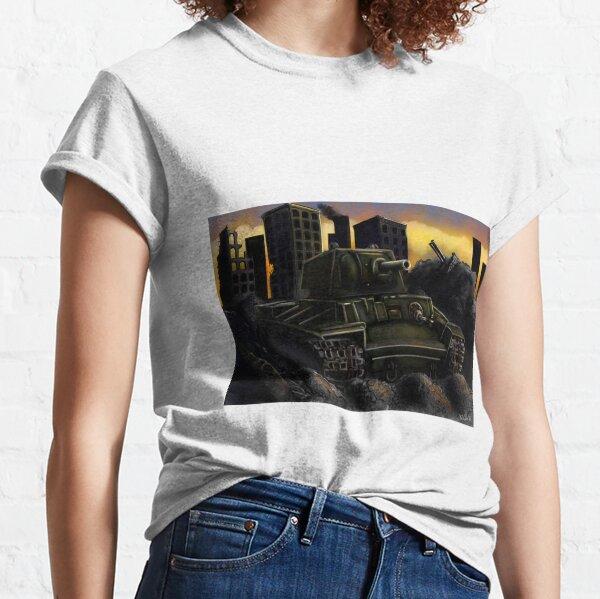Rusty Tank Classic T-Shirt