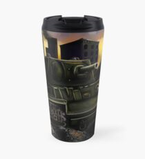 Rusty Tank Travel Mug
