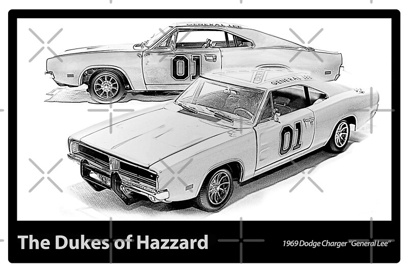 Dukes Of Hazzard General Lee Coloring Pages Coloring Pages - Dukes-of-hazzard-coloring-pages
