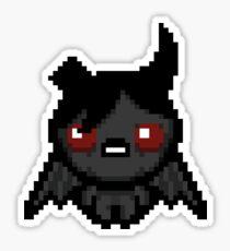 The Binding of Isaac, pixel Azazel Sticker