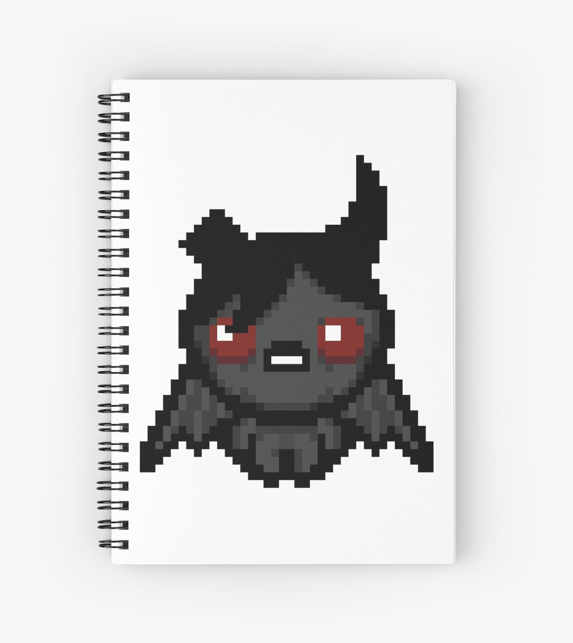 Quot The Binding Of Isaac Pixel Azazel Quot Spiral Notebooks By