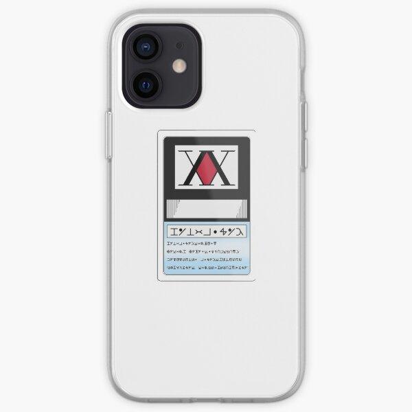 Licence de chasseur Coque souple iPhone