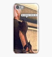 Your Words Wound Me iPhone Case/Skin