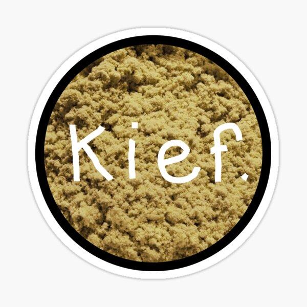 KIEF Logo Sticker