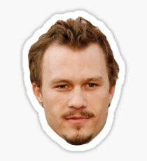 Heath Ledger Sticker