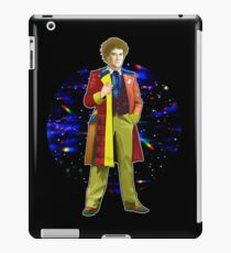 The 6th Doctor - Colin Baker iPad Case/Skin