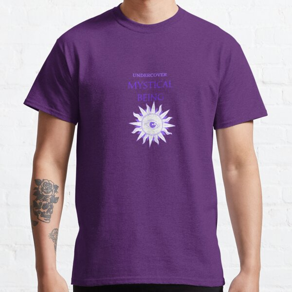 Undercover Mystical Being  Classic T-Shirt