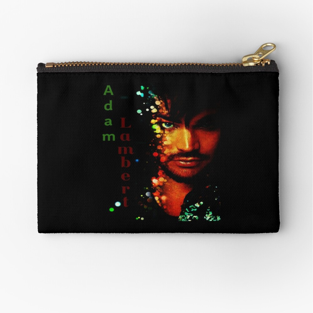 Best American Singer Man Most Popular   Zipper Pouch
