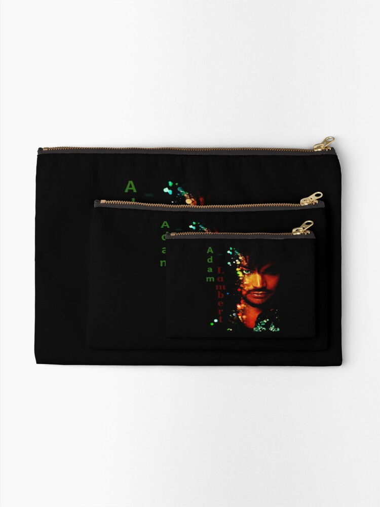 Alternate view of Best American Singer Man Most Popular   Zipper Pouch