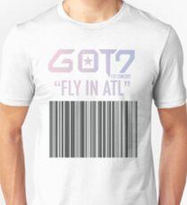 GOT7 Fly in ATL (ATLANTA) Unisex T-Shirt