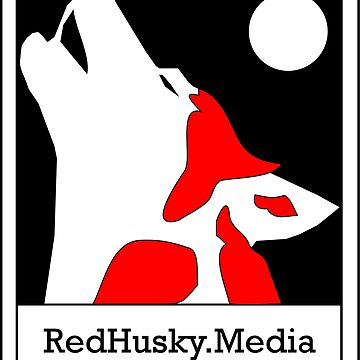 Red Husky Media Logo by redhuskymedia