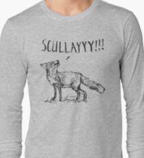 What a Certain Fox Says Long Sleeve T-Shirt