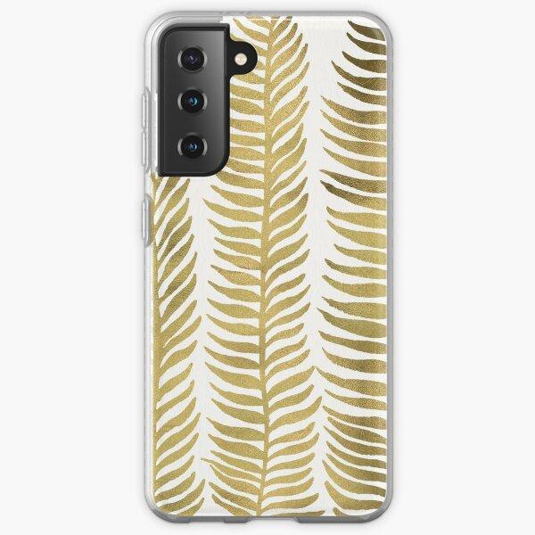 Golden Seaweed Samsung Galaxy Soft Case