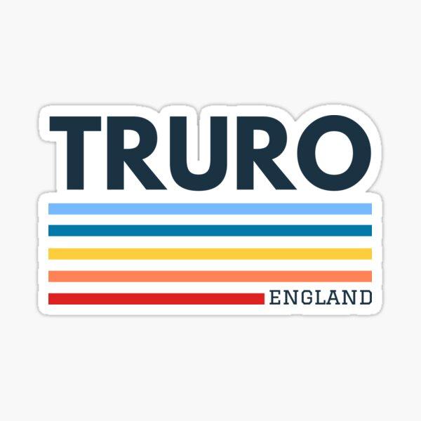 Truro City South West England Sticker