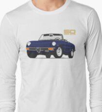 Alfa Romeo Series 2 Spider blue T-Shirt