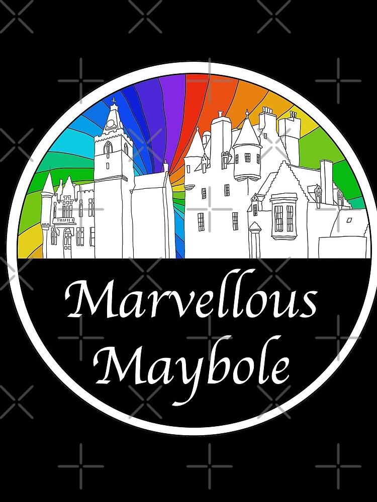 Marvellous Maybole by emilydevineart