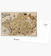 Kalos Karte Postkarten