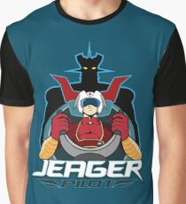 JEAGER PILOT Graphic T-Shirt