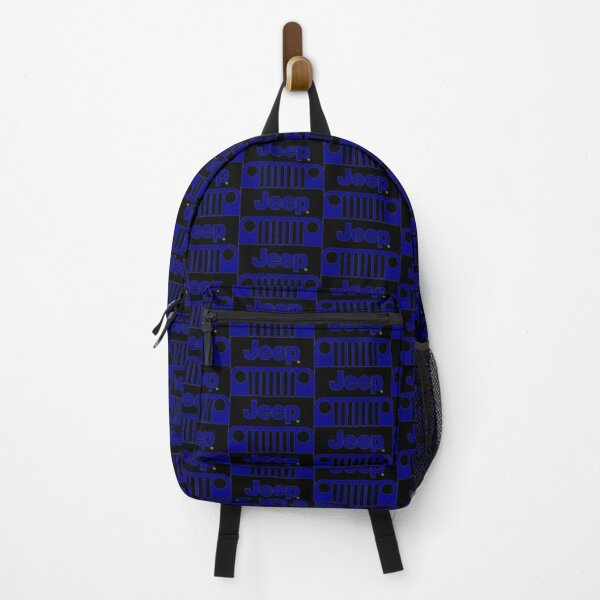 Jeep Grill (navy) Backpack
