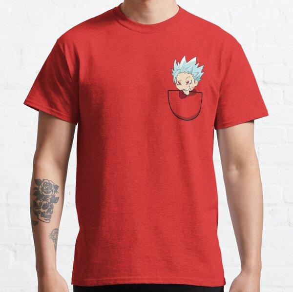 "Prohibir ""Fox Sin"" Camiseta clásica"